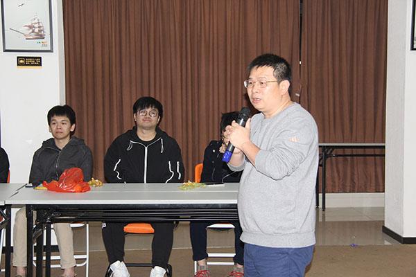 董事长徐南允讲述突破与变革