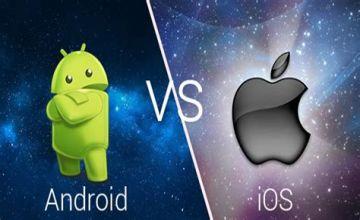 Android软件与IOS软件之间的区别